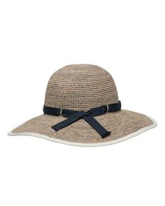 Hat Attack Bound Edge Sun Hat by ShoeMint.com, $98