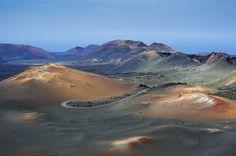 Parc national de Timanfaya : Lanzarote: une île volcanique aux plages de rêve - Linternaute