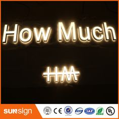 high quality factory outdoor  outlet advertising acrylic mini led letter sign Electronic Signs, Outdoor Outlet, Advertising, Neon Signs, Led, Lettering, Mini, Drawing Letters, Brush Lettering