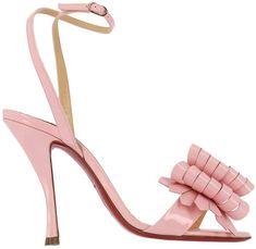 CHRISTIAN LOUBOUTIN Heeled Sandals Shoes Women Christian Louboutin