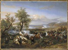Horace Vernet   Episode de la conquête de l'Algérie en 1835   Images d'Art