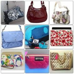 I just discovered this while shopping on Poshmark: Purses new and used. Check it out!  Size: OS