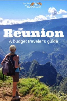 How to Visit Reunion Island (And on a Budget) - Two Fish Traveling Vacation Trips, Dream Vacations, Best Island Vacation, Where Is Bora Bora, Ocean Cruise, Europe Travel Tips, Africa Travel, Hawaii Travel, Wanderlust Travel