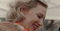 #CATEBlanchett favourite Gif of Cate, taken filming Carol behind the scenes - love it #Carolmovie