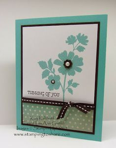 Stamping to Share: Last Day for 25% Off Stamp Sets - Gifts of Kindness Card