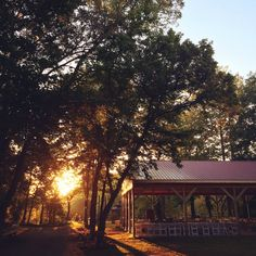 Large Pavilion, Outdoor Wedding, Country Wedding | Lost Hill Lake Events