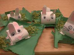 Bunny Sculptures