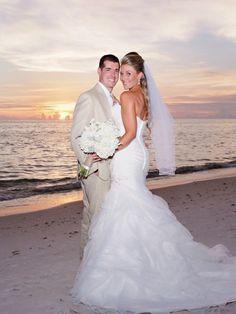 Husband and Wife: Photo by Emma Burdis Photography via Heather Renee Celebrations