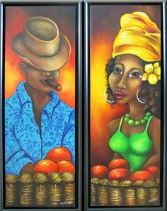Cuba Caribbean Culture, Caribbean Art, Cuban Party, Cuban Culture, Laurence, Inspiration Art, Puerto Ricans, African Art, Home Art