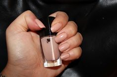 27th September 2012    Lancome Vernis in Love 220M Jolie Matins