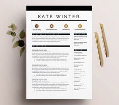 Unique Resume Formats Currículo Resume Designinspiration Resume Resumedesign
