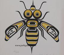 Northwest+Indian+Art+Tattoo   Wasden, William 'Bee' - Northwest Coast Native Art