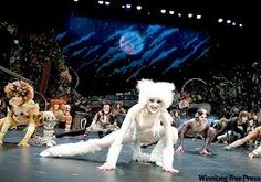 Marie from Broadway Musical CATS