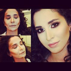 10 Mind Blowing Examples Of Makeup Contouring Transformations No PhotoShop Needed Makeup Is Life, How To Do Makeup, Beauty Makeup, Makeup Looks, Hair Makeup, Hair Beauty, Makeup Class, Sfx Makeup, Face Contouring