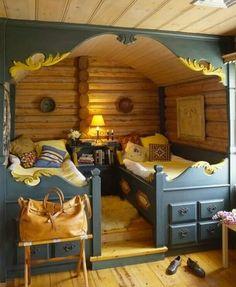 Shared bedroom. PRECIOUS!!!!!