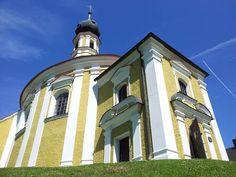 St. Anton Church, 1700. Reischach, county Rottal-Inn. Lower Bavaria