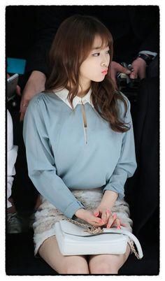 [연예인스타일] 청순함속 빛나는 발랄한 매력 박보영 ! : 네이버 블로그