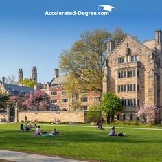 Did you know that Yale University offers online courses? More and more top-ranked programs are offering accelerated college degrees than ever before since there is such a strong demand for them: http://www.accelerated-degree.com/accelerated-college-degrees-2/