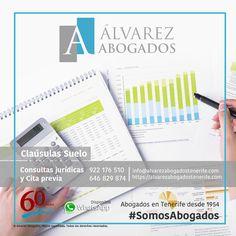 Procedimiento extrajudicial devolución cláusulas suelo. https://alvarezabogadostenerife.com/?p=12864 #SomosAbogados #Clausulasuelo #Abogados #Tenerife