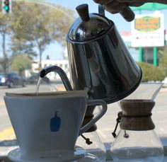 Invest in your brew...acheap Brita filter can upgrade your water quality--and coffee making.