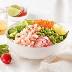 Bol Buddha, Buddha Bowl, Poke Bowl, Health Bowls, My Best Recipe, Perfect Food, Low Carb Keto, New Recipes, Meal Prep