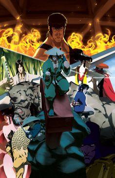 100 Best Ninja Scroll Images In 2020 Ninja Anime Ninja Scroll Anime