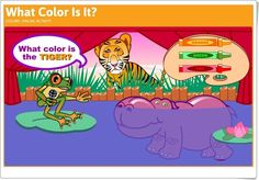 What color is it? (Storyplace.org)