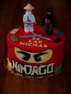 Ninjagooo Lego Cake, Birthday Cake, Desserts, Food, Tailgate Desserts, Deserts, Birthday Cakes, Essen, Postres