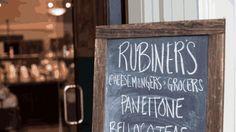 Rubiner's, in Great Barrington, Mass, counts David Bouley, Alfred Portale and Dan Barber as customers.