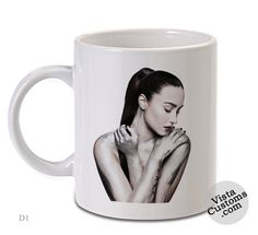 Demi Lovato, Coffee mug coffee, Mug tea, Design for mug, Ceramic, Awesome, Good, Amazing