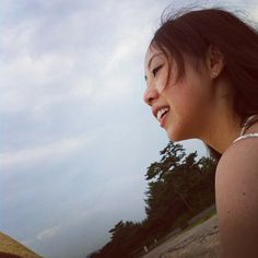 #kitao777 あゆみっち( @ayumi_2192 )シリーズ3 #jidori #jidori0722 #yamaguchi @ 室積海水浴場