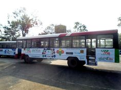 We started our first phase of advertising campaign through buses in Hyderabad to promote our brand and to reach out public. To Reach, Advertising Campaign, Hyderabad, Buses, Public, Shops, Real Estate, App, News