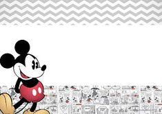 Invitaciones de Mickey Mouse Vintage para Imprimir Gratis. Happy Birthday Signs, Happy Birthday Messages, Happy Birthday Greetings, Birthday Cards, Free Printable Party Invitations, Free Printable Birthday Invitations, Party Printables, Mickey Mouse Vintage, Mickey Mouse Invitation