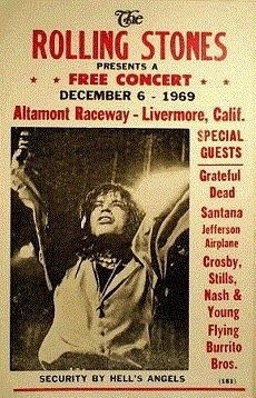 Altamont, The Rolling Stones, the Hells Angels, and the Inside Story of Rock's… – Rock Music Rock And Roll, Pop Rock, Rock N Roll Music, Hells Angels, Dangerous Minds, Jimi Hendrix, Altamont Concert, Vintage Concert Posters, Music Posters