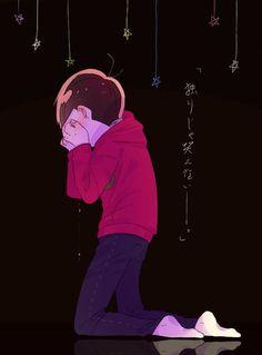 Osomatsu-san- Osomatsu #Anime「♡」 Sans Sad, Anime Child, Holy Mary, Ichimatsu, Twin Brothers, Star Vs The Forces Of Evil, Force Of Evil, Artist Names, Manga