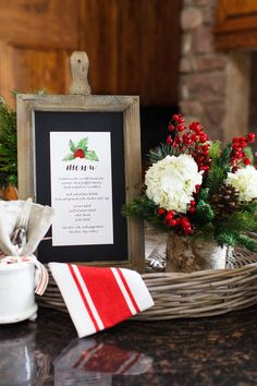 The TomKat Studio | Blog: Host a Holiday Party with Zoës Kitchen...