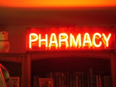 """Pharmacy"" by Sav'on Signs"