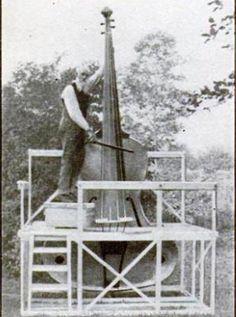 Giant bass ~ musical instrument