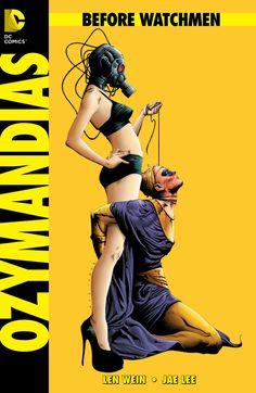 Before Watchmen - Ozymandias #2 Review
