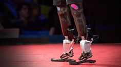 New Bionics Let Us Run, Climb and Dance | Hugh Herr | TED Talks