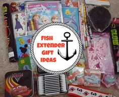 50 Different Fish Extender Gift ideas