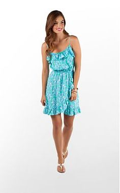 Kalen Dress  Lilly Pulitzer in stock now at Mica & Molly's Boutique Downtown Melbourne, FL