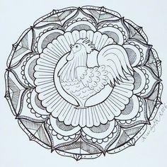 #mandala #mandalas #pen #penart #art #blackandwhite