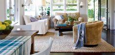 Inexpensive Room Upgrades - Coastal Living