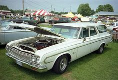 1964 Plymouth Belvedere wagon | CHRYSLER CORPORATION (MOPAR) WAGONS ...