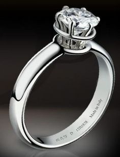 Damiani Engagement Ring