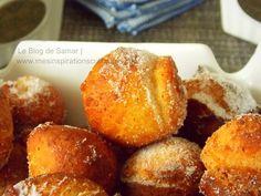 croustillons (beignets) de Picardie