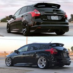 Ford Focus Sedan, Ford Focus 2, Focus Rs, Ford Escort, Mustang Cars, Car Ford, Car Wrap, Hot Cars, Custom Cars