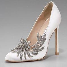 red manolo blahnik wedding shoes