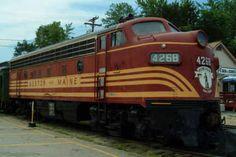 boston and maine railroad - Google Search